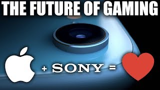 Is Sony Working With Apple To Change Gaming?