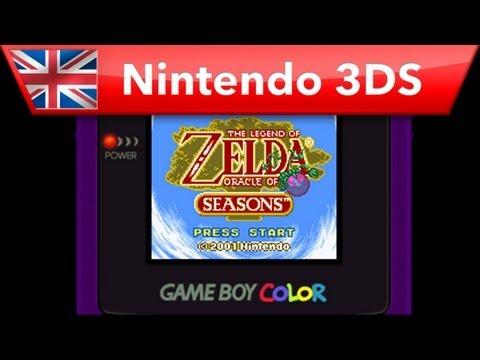 The Legend of Zelda: Oracle of Seasons - Gameplay Trailer (Nintendo 3DS)