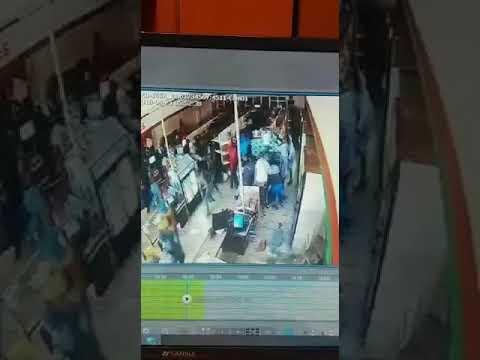 Jouberton Liquor looted - 25 April 2018