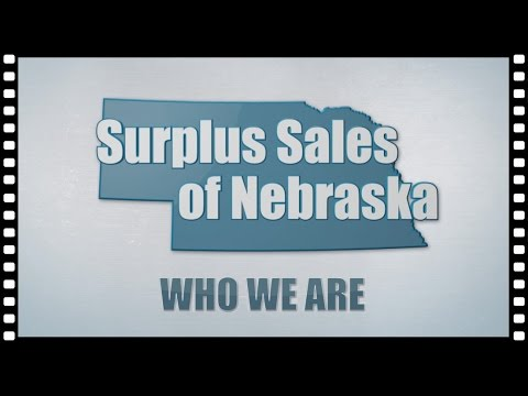 Surplus Sales of Nebraska where the hard to find parts are found and on hand