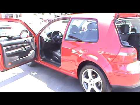 2002 Volkswagen GTI Hatchback 2D