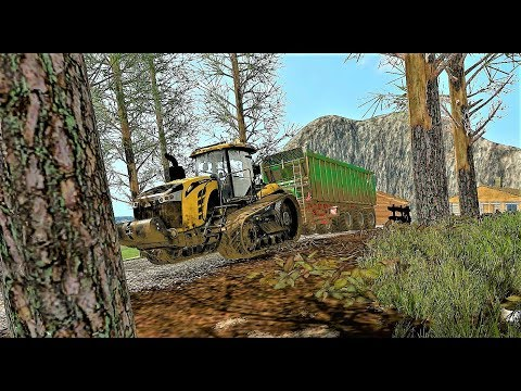 Farming simulator 17 | loading dirt | mining true test