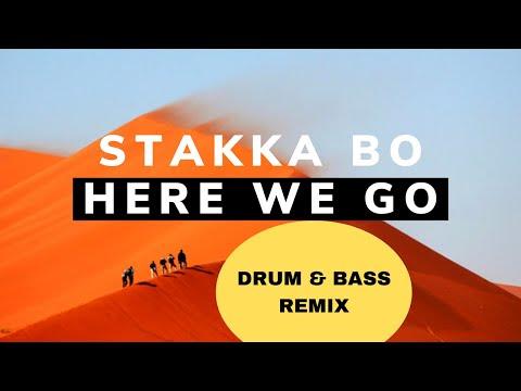 Stakka Bo - Here we go (Gimbal & Sinan Remix)