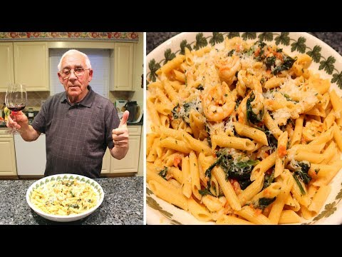 Best Pasta and Shrimp Recipe