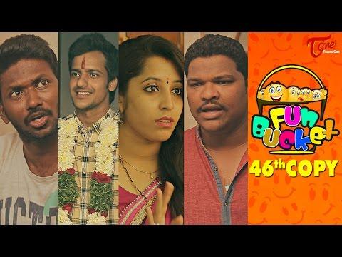 Fun Bucket   46th Copy   Funny Videos   by Harsha Annavarapu   #TeluguComedyWebSeries