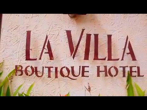 La Villa Boutique Hotel - Africa's Best Boutique Hotel