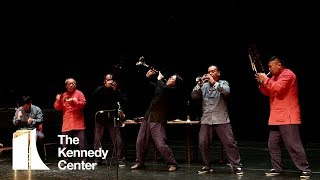 Zhou Family Band - Millennium Stage (October 15, 2018)