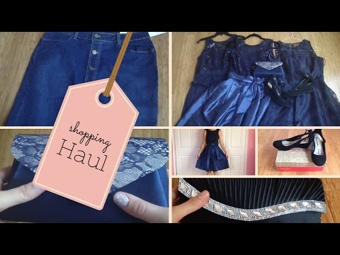 My Biggest Unboxing Haul Yet! (Formal dresses, handbags, shoe shopping)