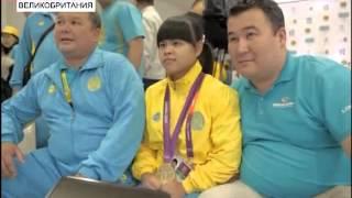 Казахстан на 7-м месте в медальном рейтинге Олимпиады