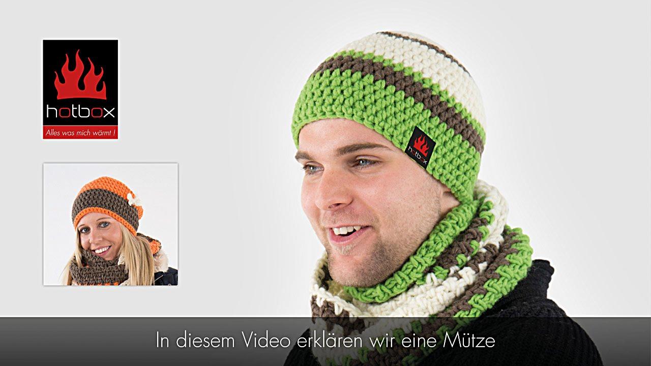 Hotbox Mütze Youtube