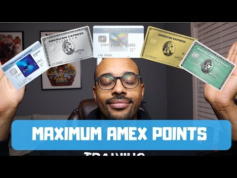 Amex Trifecta Or Difecta Card System? Max Out Your Membership Reward Points