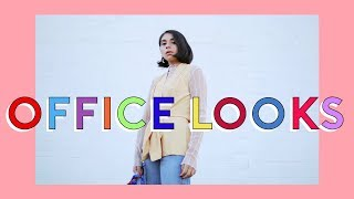 Office Outfit Ideas | Work Lookbook