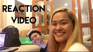 Reaction Video ft. Cons | Midnight Snack