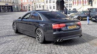 Sport Cars Arriving! Audi S8, RENNtech C63S, M3, RS6, Focus RS Milltek, Audi R8 V10 Capristo!