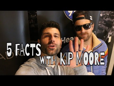 5 FACTS WITH KIP MOORE