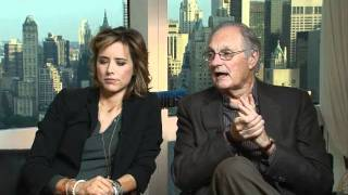 Tower Heist Interview - Tea Leoni and Alan Alda
