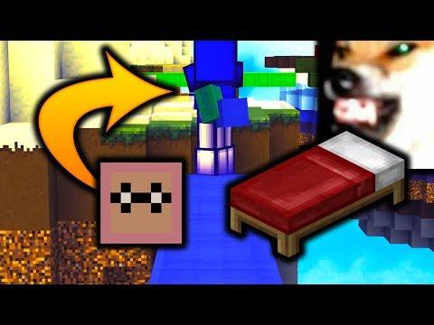 Minecraft Bed Wars - DOLIDOD ROBI SPEEDBRIDGING