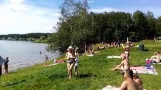 видео Рыболовная база ильинское на можайском водохранилище (можайское водохранилище отдых рыбалка)