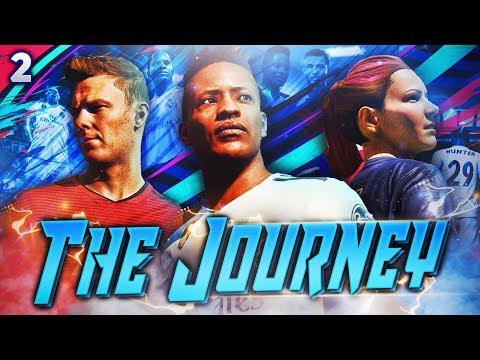 ALEX HUNTER MOT DANNY WILLIAMS! 💥 THE JOURNEY (FIFA 19) 🏆 #2
