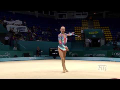 Marina DURUNDA (AZE) - Rhythmic Worlds 2013