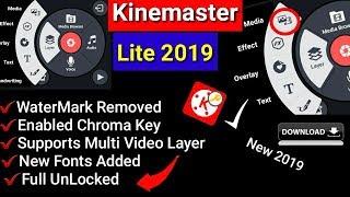 How To Download Kinemaster Lite 2019 Latest Version Kinemaster Tutorial