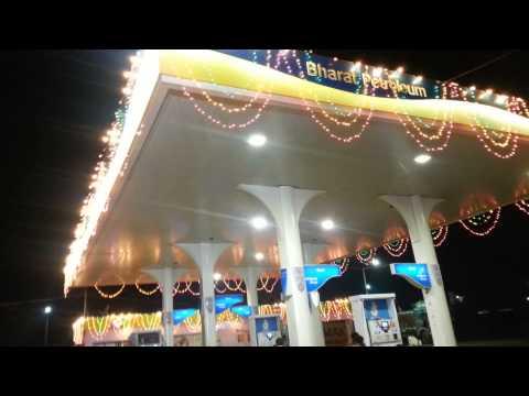 Bharat petroleum pump raipur