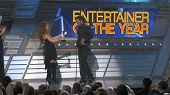 Luke Bryan - Wins Entertainer Of The Year? - ACM Awards 2013