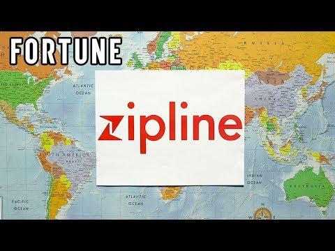 Drone Startup 'Zipline' Is Saving Lives I Fortune