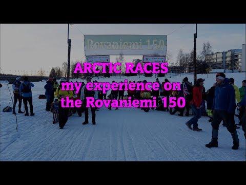 Mini-video series in English - Rovaniemi 150