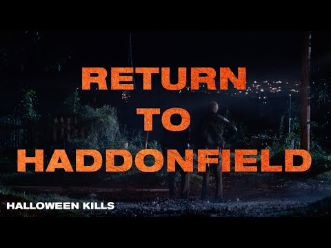 Halloween Kills - Return to Haddonfield