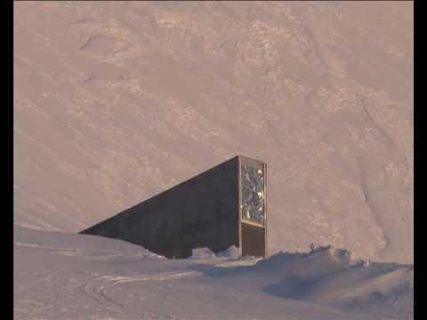 Video 01 Full HD Exterior Svalbard Global Seed Vault