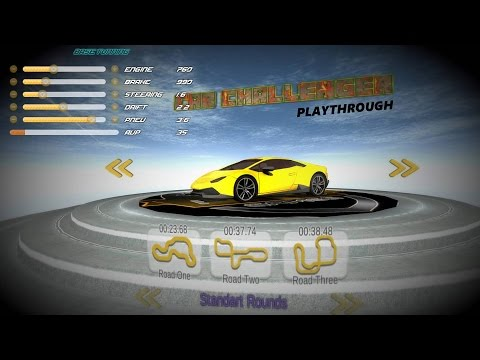 Car Challenger Paco Games