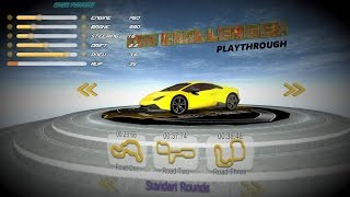 Car Challenger - Browser game