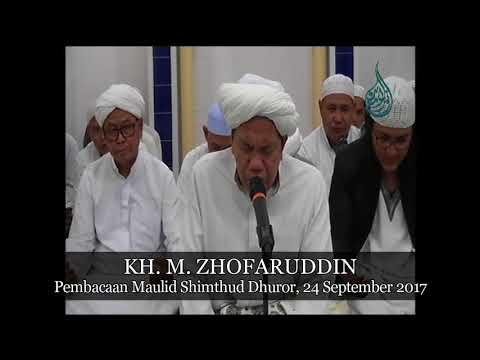 Guru Udin Pembacaan Maulid (Maulid), 24 September 2017 | Nurul Amin Samarinda