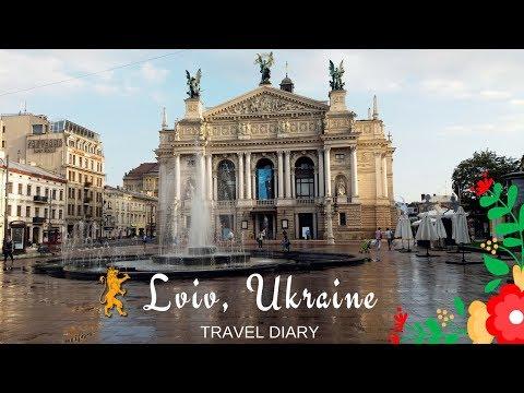 1 day in  Lviv City, Ukraine | Львів | Travel diary
