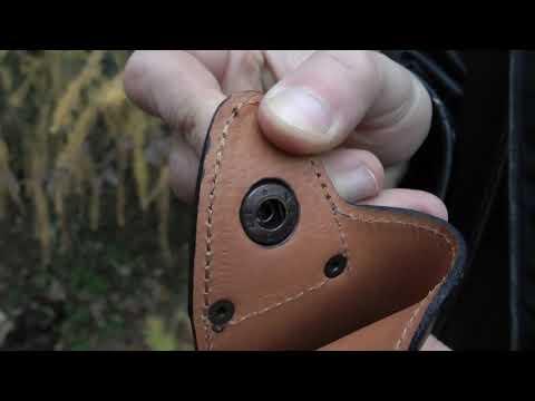 Кобура для пистолета гроза 01 от IGOR BOBROV
