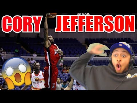 THIS MAN NEEDS TO BE ARRESTED!! CORY JEFFERSON 36POINTS PLUS INSANE DUNK REACTION