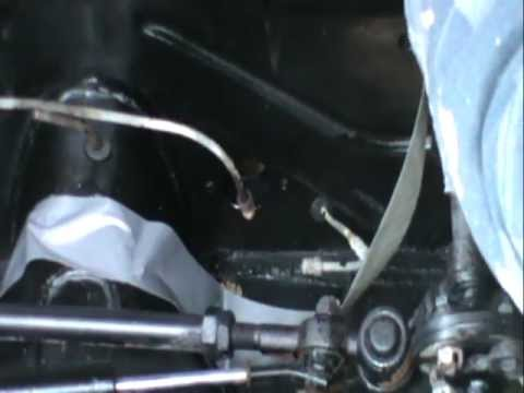 How to install a vw master cylinder