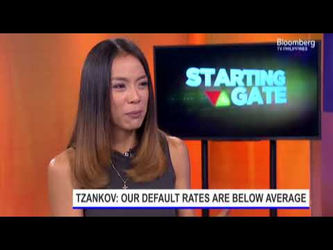 Bloomberg TV Philippines interview with Cash Credit's Chief Operations Officer – Alexander Tzankov