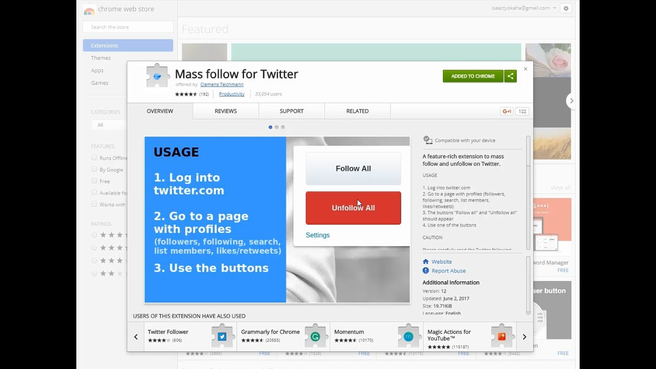 GET MASSIVE FOLLOWERS FOR TWITTER WITH JUST A CLICK