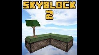 Roblox Skyblock-Bölüm 1