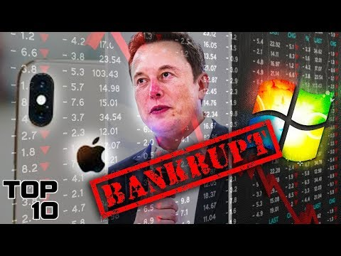 Top 10 Biggest Companies That Have Shut Down Because Of The Virus
