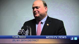 Tom reed honored with nam award