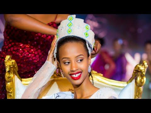 NISHIMWE NAOMIE CROWNED MISS RWANDA 2020 [FULL VIDEO]