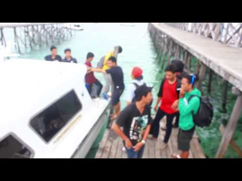 Video Dokumentasi Liburan Di Derawan & Kakaban