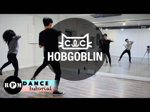 "CLC ""Hobgoblin"" Dance Tutorial (Intro, Chorus)"
