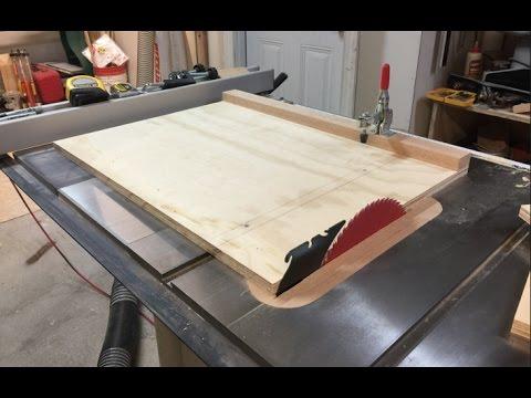 Make A Panel Sled