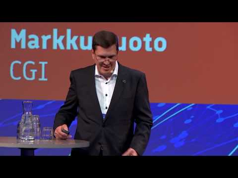 Markku Luoto, CGI: Smart Metering - D.Day for Energy Industries