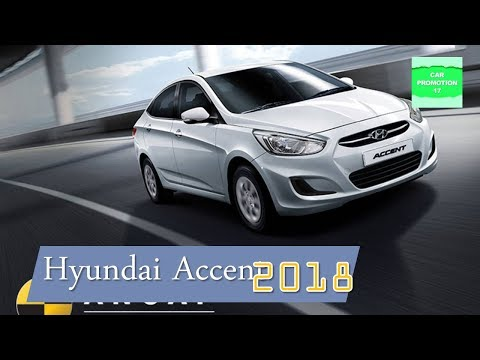 2018 Hyundai Accent New Performance New Style