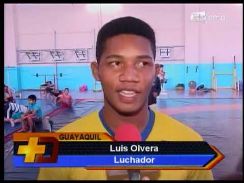 Luchadores de Guayas por título en Juegos Nacionales